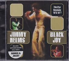 JIMMY HELMS -  BLACK JOY / THE PYE SESSIONS 1975-1977 -CD-  NEU&OVP/SEALED!