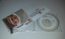 Single CD Christina Aguilera Aquilera - Genie In A Bottle 3.Tracks 1999 MCD C 10