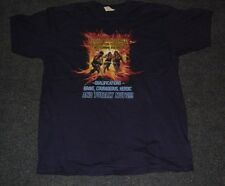 10-1883 ADULTS 2X-LARGE MEN/WOMEN FIREMAN HELP WANTED MOUNTAIN BRAND T-SHIRT