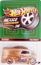 2011 HOT WHEELS MEXICO CONVENTION DAIRY DELIVERY 1/4,000