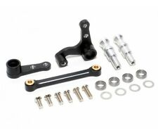 HPI NITRO MT2 OR RS4 3 STEERING ASSEMBLY  CNC ALUMINIUM BLACK by Blitz