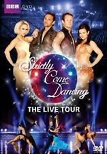 STRICTLY COME DANCING LIVE 2010 - DVD - REGION 2 UK