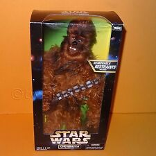 "1998 HASBRO STAR WARS THE KENNER COLLECTION CHEWBACCA IN CHAINS 12"" FIGURE BOXED"
