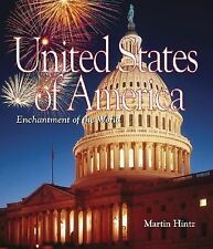 United States of America (Enchantment of the World, Second)-ExLibrary