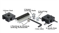 IntelliStage ISRK Replacement Parts Kit for Portable Stage Systems NEW