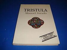 Libro Tristula - Manuel Jurado