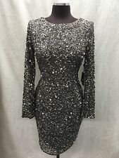 ADRIANNA PAPELL DRESS /NEW WITH TAG/SIZE 8/RETAIL$279/NORDSTORM DRESS