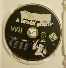 Worms A Space Oddity Nintendo Wii & WiiU Compatible PAL - Disc Only
