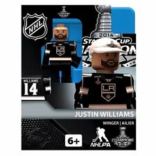 Justin Williams Stanley Cup Champions OYO LOS ANGELES KINGS NHL Figure RARE