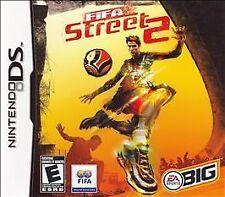 FIFA Street 2 ( Nintendo DS ) Lite Dsi xl 2ds 3DS XL soccer