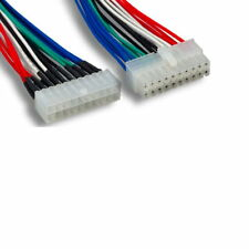 """9"""" 20 Pin ATX Power Supply to 20Pin Motherboard Male/Female Extension Cord Cable"""