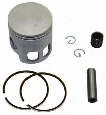 70cc PISTON AND RING SET  47mm / 10mm PIN FOR JOG, MINARELLI, 2 STROKE MOTORS