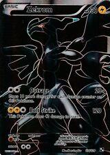 Pokemon Black and White Zekrom 114-114 Full Art HOLO - Ultra Rare NM