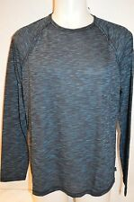 JOHN VARVATOS Star USA Man's Long Sleeve T-shirt NEW  Size Large  Retail $118