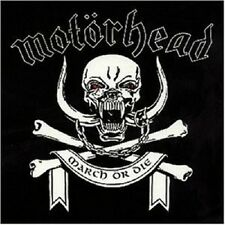 "MOTÖRHEAD ""MARCH OR DIE"" CD NEUWARE!!!!!!!!!!!!!!!!!"