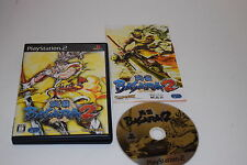 Sengoku Basara 2 Playstation 2 PS2 Game Complete Japan