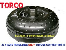 "Ford Torque Converter - C4 High Stall 2200-2500 11.5"" Bolt Cir / 24 or 26 spline"