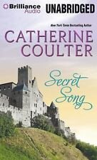Medieval Song: Secret Song 4 by Catherine Coulter (2014, MP3 CD, Unabridged)