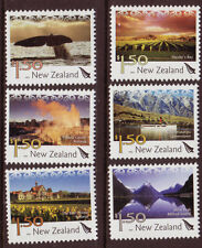 NEW ZEALAND 2004 TOURISM SET OF 6 UNMOUNTED MINT