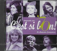 CD album: Compilation: C' Est Si Bon ! '70. Vol.4. Polygram. U