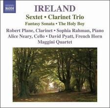 Ireland: Sextet; Clarinet Trio, New Music