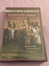 Masterpiece Classic: Downton Abbey Season 2 (Original U.K. Edition) (2012) NEW