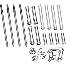 S&S CYCLE ADJUSTABLE PUSH ROD KIT 93-5095 FOR HARLEY DAVIDSON 1999-2016 TWIN CAM