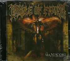 CRADLE OF FILTH-The Manticore And Other Horrors-2013 CD-Brand New-Still sealed