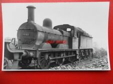 PHOTO  LMS EX MIDLAND 2F 0-6-0 NO 3045 AT ROWSLEY MPD 26/10/47 BR 58197