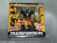 Takara Tomy Transformers Disney Label Mickey Mouse Halloween Japan Figure RARE
