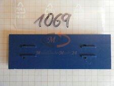 2x ALBEDO Ersatzteil Ladegut Bodenplatte Kofferaufbau Pritsche 1:87 - 1069