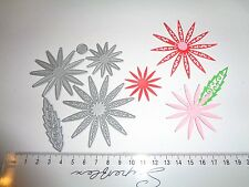 Tattered Lace - Layered Daisy Flowers die cutter ***Craft Clear Out***