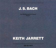 Keith Jarrett - J. S. Bach (Das Wohltemperierte Klavier, Buch II) (2 CD - Album)