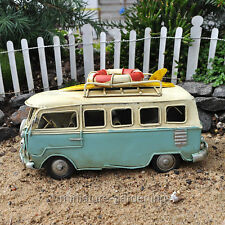Miniature Fairy Garden Beach Bus