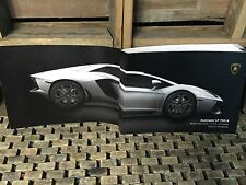 2012 LAMBORGHINI AVENTADOR LP 700-4 OWNERS MANUAL ((BUY OEM NEW))
