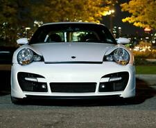 PORSCHE 997 GTS FRONT BUMPER SPOILER KIT ALL 996 TURBO 2001 TO 2005