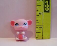 LITTLEST PET SHOP HASBRO #633 CUTE PINK MOUSE  2008