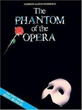 Phantom of the Opera: Music from the Musical - Piano/Vocal/Guitar by Hal Leonar