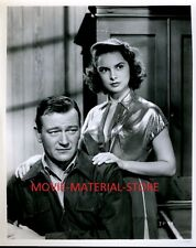 "John Wayne Janet Leigh Jet Pilot 8x10"" Photo From Original Negative #L7044"