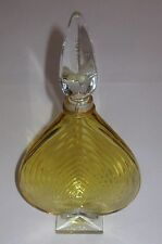 Vintage Guerlain Chamade Perfume Store Display Bottle & Glass Stopper 4 OZ 8 1/2