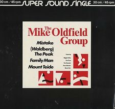 MIKE OLDFIELD Mistake German Virgin label 4-track 12""