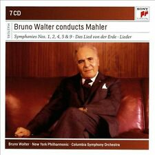 BRUNO WALTER CONDUCTS MAHLER (NEW CD)