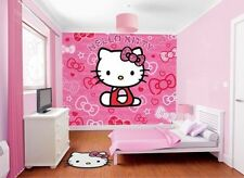Walltastic Disney Hello Kitty Art Decal Wallpaper, Vinyl  8 x 10 ft
