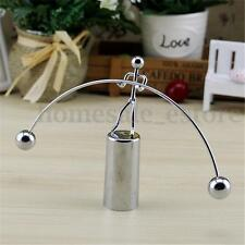 New Kinetic Weightlifter Gadget Perpetual Motion Desk Art Toy Office Decoration