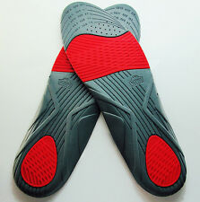 Men Gel cushioning Running Arch Support Insert Sport Shoe Insole Pad Pain Relief