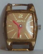 VINTAGE PLAY WATCH NO BAND HANDS MOVE JAPAN