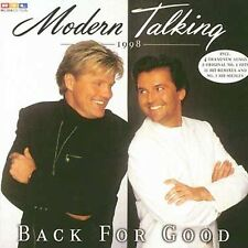Back for Good by Modern Talking (CD, Mar-1998, BMG (distributor))