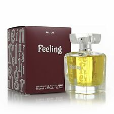 FEELING 100ML PERFUME SPRAY BY ARABIAN OUD BRAND NEW BOX LIMITED SPECIAL OFFER