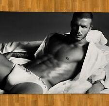 David Beckham Beach Towel NEW Summer Model Football Soccer Hot Sexy Body