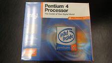 NOS Intel Pentium 4, 2GHz, Socket 478 CPU (SL5UH)